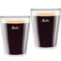Double-Walled Coffee Glass