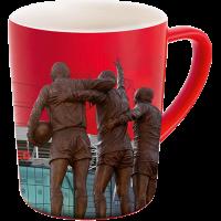 Man Utd Iconic Stand Porcelaine Mug