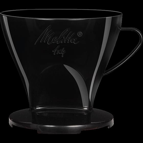Kaffeefilter 1x4® schwarz