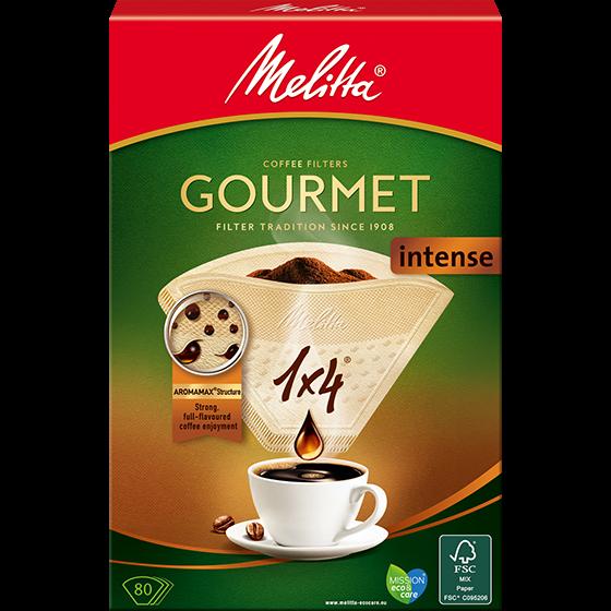 Melitta Gourmet® Coffee Filters