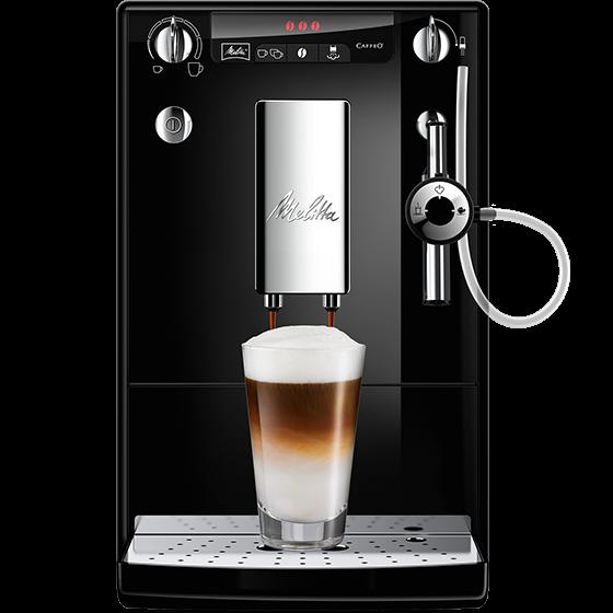 Caffeo® Solo® & Perfect Milk Kaffeevollautomat, schwarz (2. Wahl)