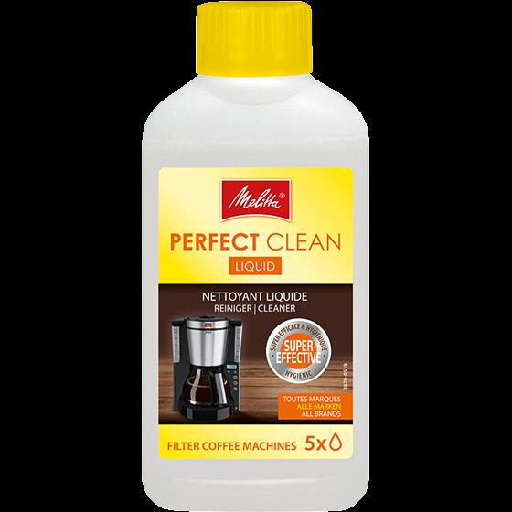 Perfect Clean Filterkaffeemaschinen-Reiniger