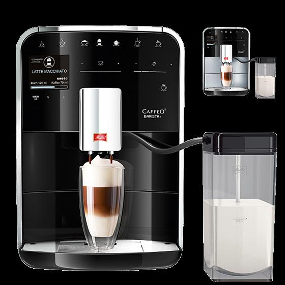 Caffeo Barista® T Kaffeevollautomat (Auslaufversion)