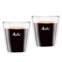 Double-Walled Espresso Glass