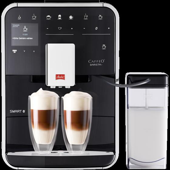 Barista T Smart® Kaffeevollautomat, schwarz (2. Wahl)