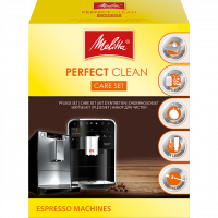 Perfect Clean Coffee Machine Care Set