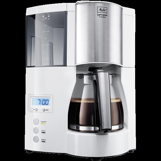 Optima Timer Filterkaffeemaschine
