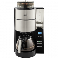 AromaFresh Grind & Brew Filter Coffee Machine