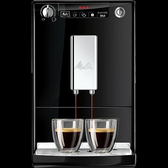 Caffeo® Solo® Kaffeevollautomat, schwarz (2. Wahl)