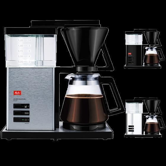 AromaSignature® DeLuxe Filterkaffeemaschine