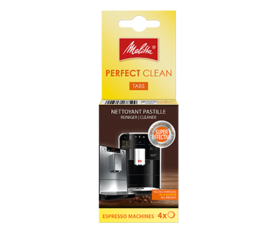 PERFECT CLEAN cleaning tabs for fully automatic coffee machines