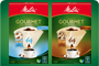 The Melitta Gourmet® Range